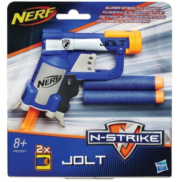 Nerf N-Strike Elite Jolt A0707 NERF Αγόρι 12 ετών +, 7-12 ετών
