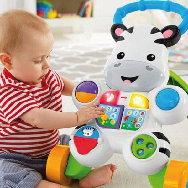 Fisher-Price  Fisher-Price Στράτα Ζέβρα DLD80 Αγόρι, Κορίτσι 12-24 μηνών, 6-12 μηνών