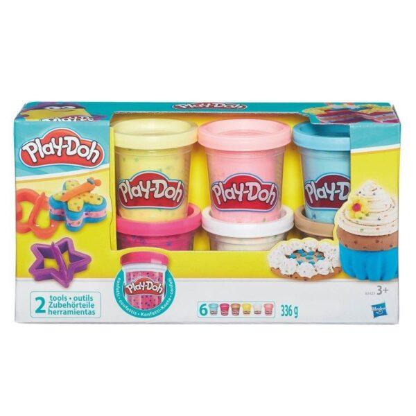 Play-Doh Confetti Compound Collection B3423 Play-Doh Αγόρι, Κορίτσι 3-4 ετών, 4-5 ετών