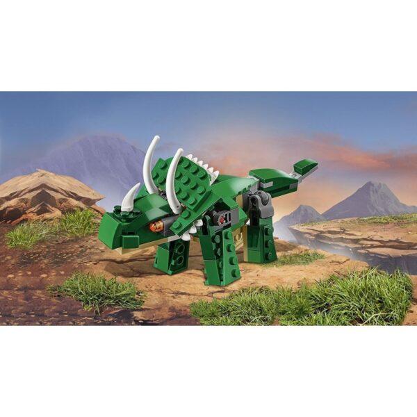 LEGO, Lego Creator  LEGO Creator Πανίσχυροι Δεινόσαυροι 31058 Αγόρι, Κορίτσι 7-12 ετών