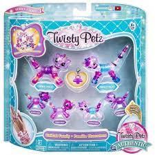 Twisty petz Βραχιολοζωάκια Οικογενειακή Συσκευασία 6 τεμαχίων 6053524 Twisty Petz Κορίτσι 4-5 ετών, 5-7 ετών