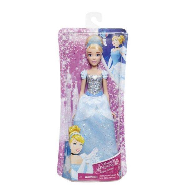 Disney princess Disney Princess Κορίτσι 5-7 ετών, 7-12 ετών Disney Princess Shimmer Κούκλα E4020 3 Σχέδια