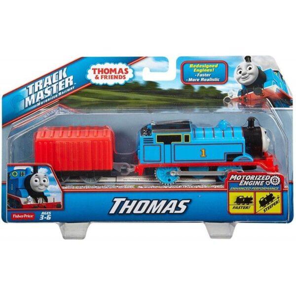 Thomas The Train Μηχανοκίνητα Τρένα Με Βαγόνι BMK87 Σχέδια Thomas The Train Αγόρι 3-4 ετών, 4-5 ετών, 5-7 ετών Thomas the train