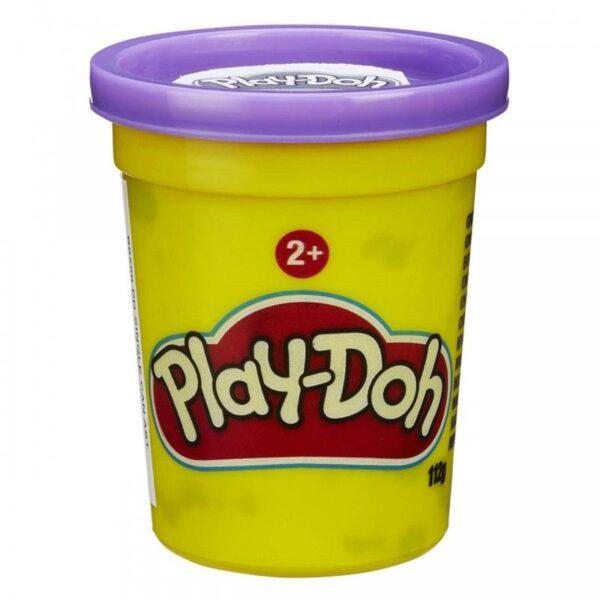 Play-Doh  Play-Doh Μονό Βαζάκι - Single Tub B6756 Χρώματα Αγόρι, Κορίτσι 3-4 ετών, 4-5 ετών