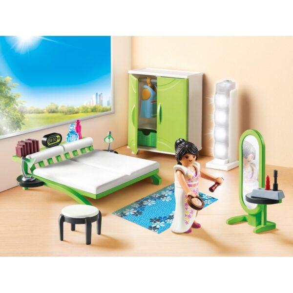 Playmobil, Playmobil City Life  Playmobil City Life Μοντέρνο υπνοδωμάτιο 9271 Κορίτσι 4-5 ετών, 5-7 ετών