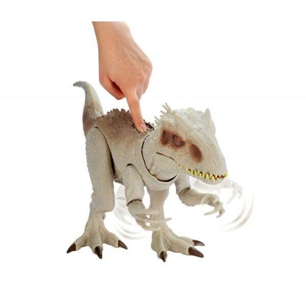 Jurassic World Jurassic World Αγόρι 4-5 ετών, 5-7 ετών Jurassic World Indominus Rex Δεινόσαυρος Με Ήχους Και Κίνηση GCT95