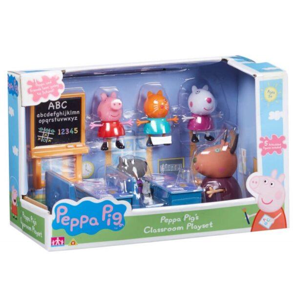 Peppa Pig η τάξη της Πέππα PPC10011  Αγόρι, Κορίτσι 3-4 ετών, 4-5 ετών Peppa Pig