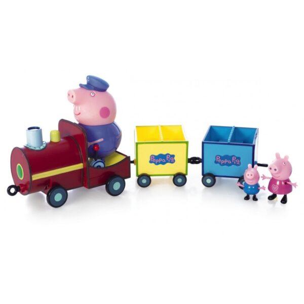 Peppa Pig Τρενάκι GPH20258  Αγόρι, Κορίτσι 3-4 ετών, 4-5 ετών Peppa Pig