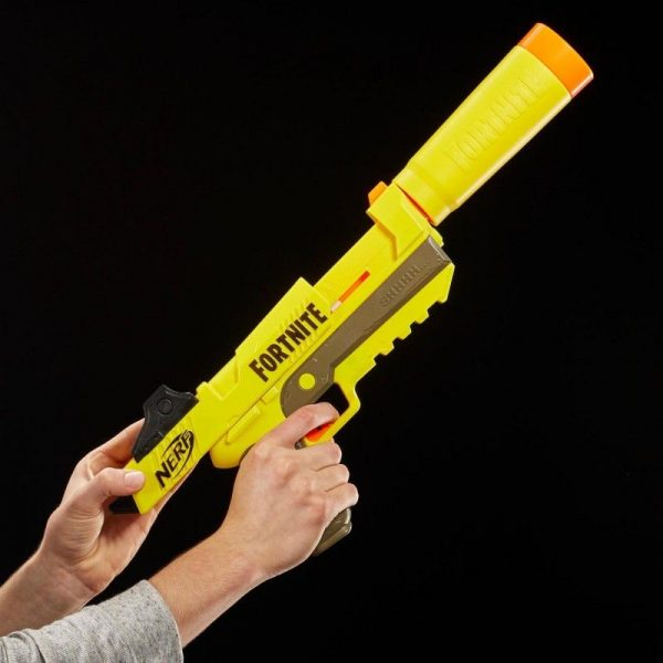 NERF Fortnite Nerf Fortnite SP-L Elite Dart Supp Pistol E6717 Αγόρι 12 ετών +, 7-12 ετών