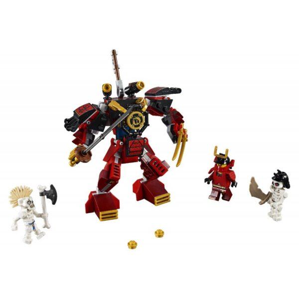 LEGO Ninjago Το Ρομπότ Σαμουράι - The Samurai Mech 70665  Αγόρι, Κορίτσι 7-12 ετών LEGO, Lego Ninjago