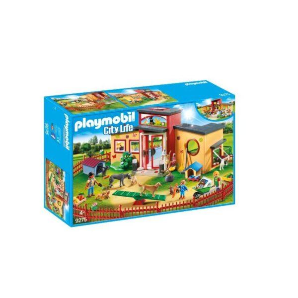 Playmobil City Life Ξενώνας μικρών ζώων 9275 Playmobil, Playmobil City Life Αγόρι, Κορίτσι 4-5 ετών, 5-7 ετών