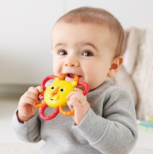 Fisher Price Ζωάκια - Σαφάρι 5 σχέδια GGF02 Αγόρι, Κορίτσι 0-6 μηνών, 6-12 μηνών  Fisher-Price