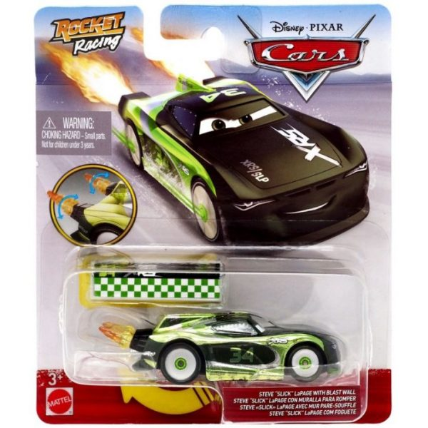 Disney Pixar Cars Rocket Racing Αυτοκίνητα GKB87 Σχέδια 3-4 ετών, 4-5 ετών, 5-7 ετών Αγόρι Cars Cars