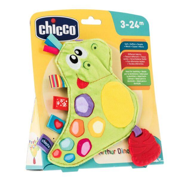 Chicco  Κουδουνίστρα Αστείος Δεινόσαυρος 7894000000  Αγόρι, Κορίτσι  Chicco