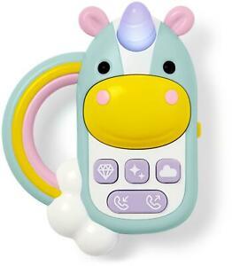 Skip Hop 305410 Zoo Unicorn Phone - Παιχνίδι 29-2905030-01 Skip Hop Αγόρι, Κορίτσι 12-24 μηνών, 6-12 μηνών