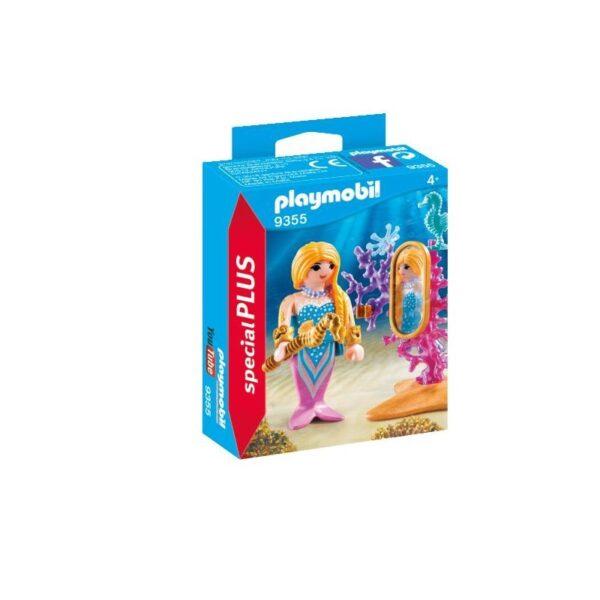 Playmobil Special Plus Γοργόνα με καθρέφτη 9355 Playmobil, Playmobil Special Plus Κορίτσι 4-5 ετών, 5-7 ετών