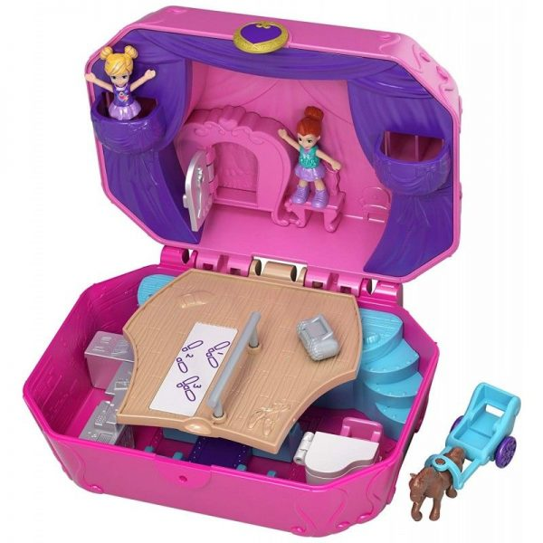 Polly Pocket Polly Pocket Polly Pocket Ο Κόσμος Της Polly Σετάκια 10 Σχέδια FRY35 4-5 ετών, 5-7 ετών Κορίτσι