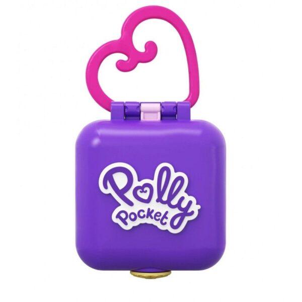 Polly Pocket Polly Pocket Polly Pocket Tiny Compact Μίνι Σετάκια Μπρελόκ GKJ39 3 Σχέδια 4-5 ετών, 5-7 ετών Κορίτσι