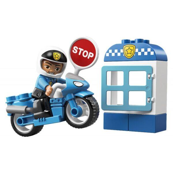 LEGO Duplo Town Αστυνομική Μοτοσικλέτα 10900  Αγόρι, Κορίτσι 2-3 ετών, 3-4 ετών LEGO, Lego Duplo, Lego Duplo Town
