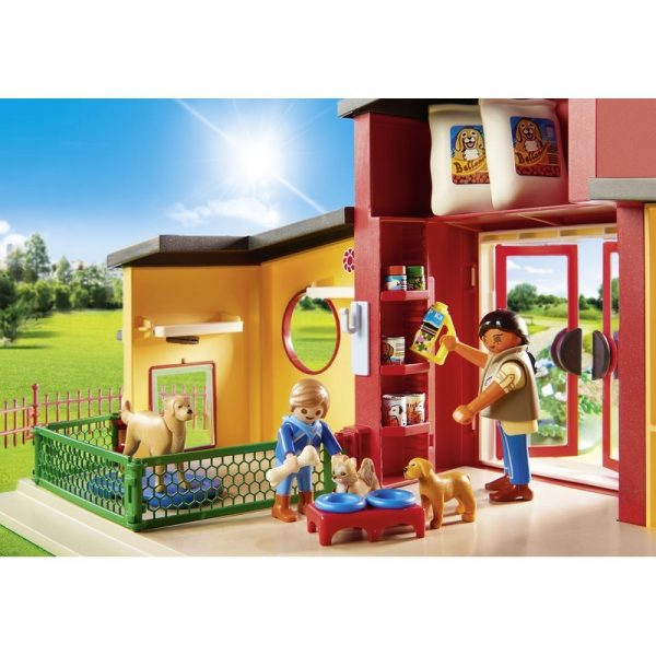 Playmobil City Life Ξενώνας μικρών ζώων 9275 4-5 ετών, 5-7 ετών Αγόρι, Κορίτσι Playmobil, Playmobil City Life