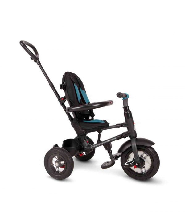 QPlay Rito  Τρίκυκλο Air Wheels Green Blu 01-1212040-03  Αγόρι, Κορίτσι 2-3 ετών Q Play