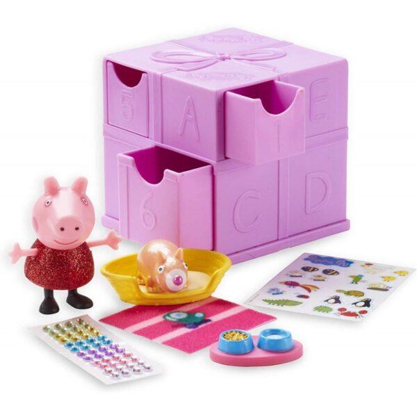 Peppa Pig  Peppa Pig η μυστική έκπληξη PPC41212 Αγόρι, Κορίτσι 3-4 ετών, 4-5 ετών