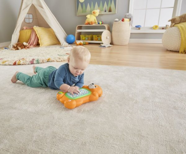 Fisher-Price  Fisher Price Linkimals Βίδρα Η Αλφαβητούλα GNY73 Αγόρι, Κορίτσι 12-24 μηνών, 6-12 μηνών