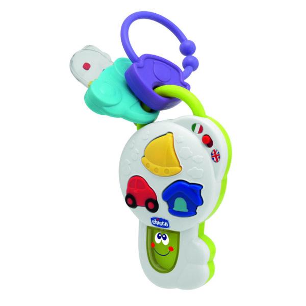 Chicco  Εκπαιδευτικό Κλειδάκι που Μιλάει 9950000080 Chicco Αγόρι, Κορίτσι 12-24 μηνών, 6-12 μηνών