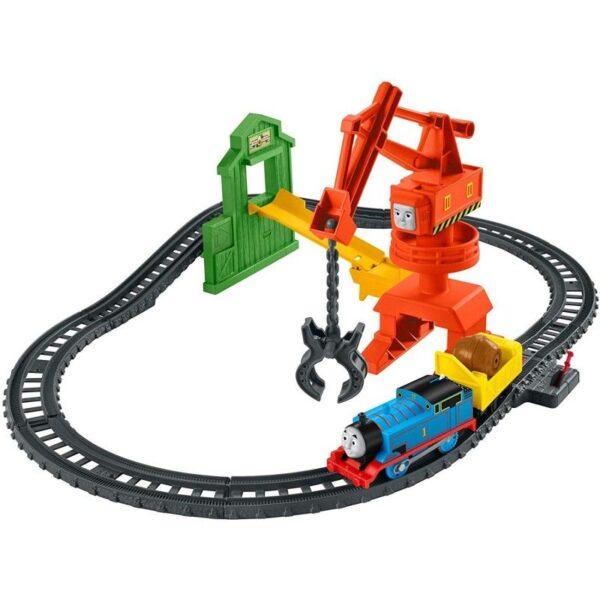 Thomas The Train Thomas the train Thomas And Friends Crane And Cargo Μεταφορές Με Την Cassia Το Γερανό Με Τον Τόμας GHK83 Αγόρι 3-4 ετών, 4-5 ετών, 5-7 ετών
