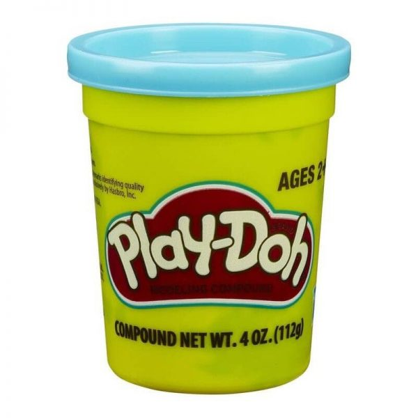 Play-Doh Μονό Βαζάκι - Single Tub B6756 Χρώματα  Αγόρι, Κορίτσι 3-4 ετών, 4-5 ετών Play-Doh