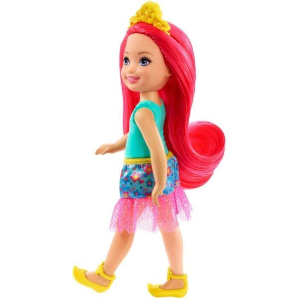 Barbie Chelsea Νεραϊδοπριγκίπισσες GJJ93 Σχέδια Κορίτσι 3-4 ετών, 4-5 ετών, 5-7 ετών Barbie BARBIE
