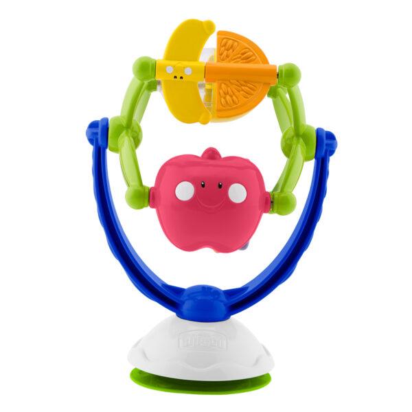 Chicco  Μουσικά Φρούτα για Κάθισμα Φαγητού 5833000000 Chicco Αγόρι, Κορίτσι 6-12 μηνών