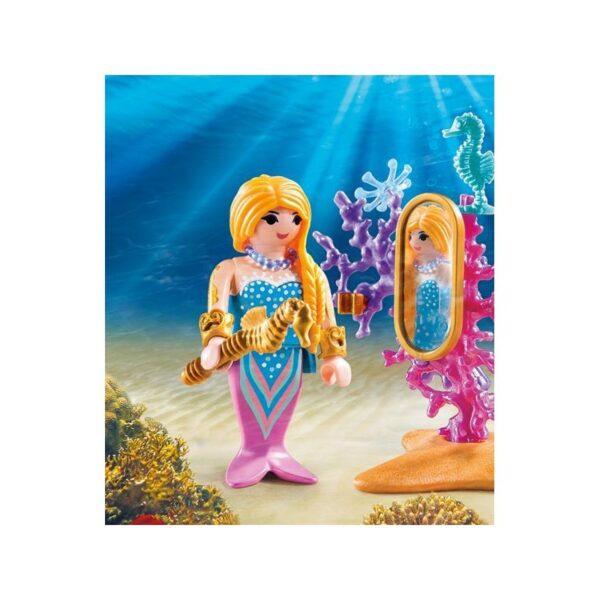 Playmobil, Playmobil Special Plus  Playmobil Special Plus Γοργόνα με καθρέφτη 9355 Κορίτσι 4-5 ετών, 5-7 ετών
