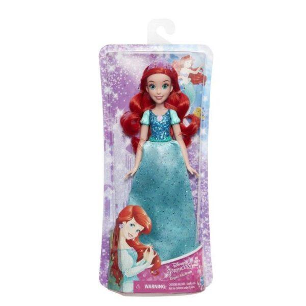 Disney Princess Shimmer Κούκλα E4020 3 Σχέδια Disney princess Κορίτσι 5-7 ετών, 7-12 ετών Disney Princess
