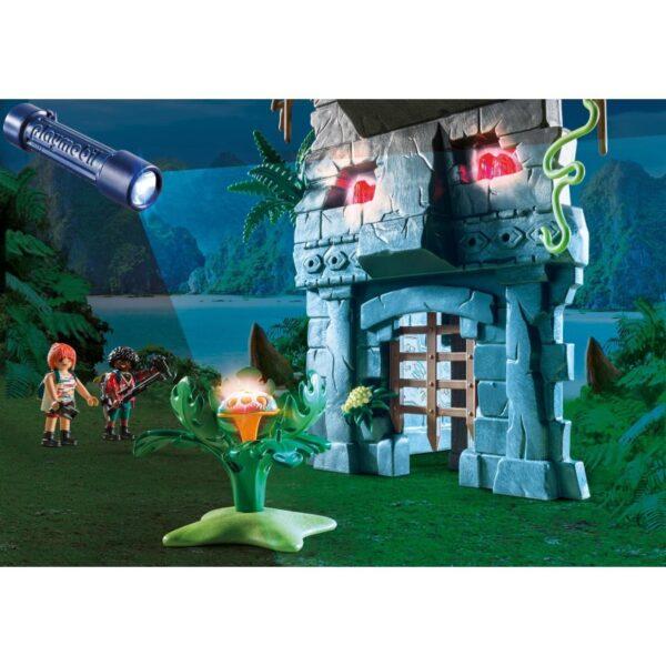 Playmobil, Playmobil Dinos Αγόρι 4-5 ετών, 5-7 ετών Playmobil Dinos Αρχηγείο των Εξερευνητών και Τ-Ρεξ 9429