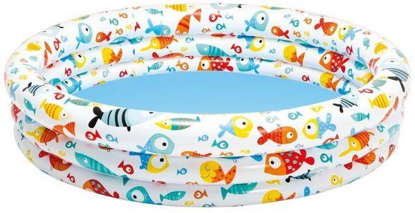 Intex  Φουσκωτή Πισίνα 132x28 59431 Intex Αγόρι, Κορίτσι 3-4 ετών, 4-5 ετών