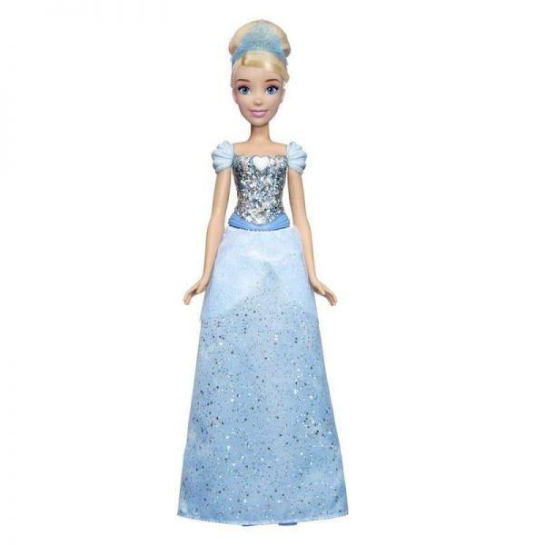 Disney Princess Disney princess Disney Princess Shimmer Κούκλα E4020 3 Σχέδια Κορίτσι 5-7 ετών, 7-12 ετών
