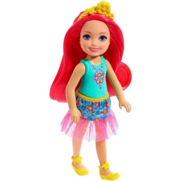 Barbie BARBIE Κορίτσι 3-4 ετών, 4-5 ετών, 5-7 ετών Barbie Chelsea Νεραϊδοπριγκίπισσες GJJ93 Σχέδια