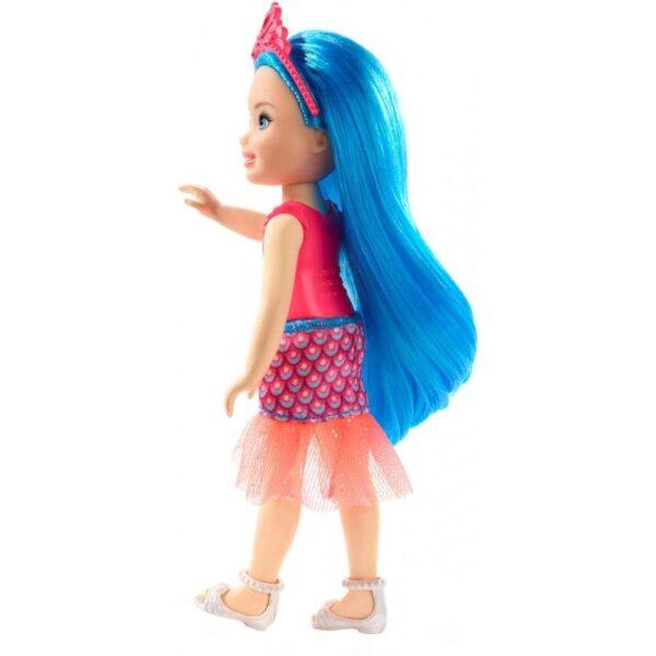 Barbie Barbie Chelsea Νεραϊδοπριγκίπισσες GJJ93 Σχέδια BARBIE 3-4 ετών, 4-5 ετών, 5-7 ετών Κορίτσι