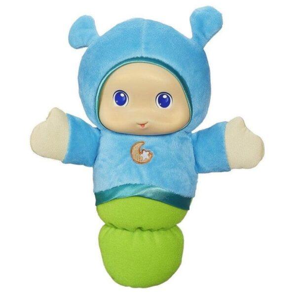Playskool  Φωτεινός Αγκαλίτσας Llullaby Gloworm A1204 Αγόρι, Κορίτσι 0-6 μηνών, 6-12 μηνών