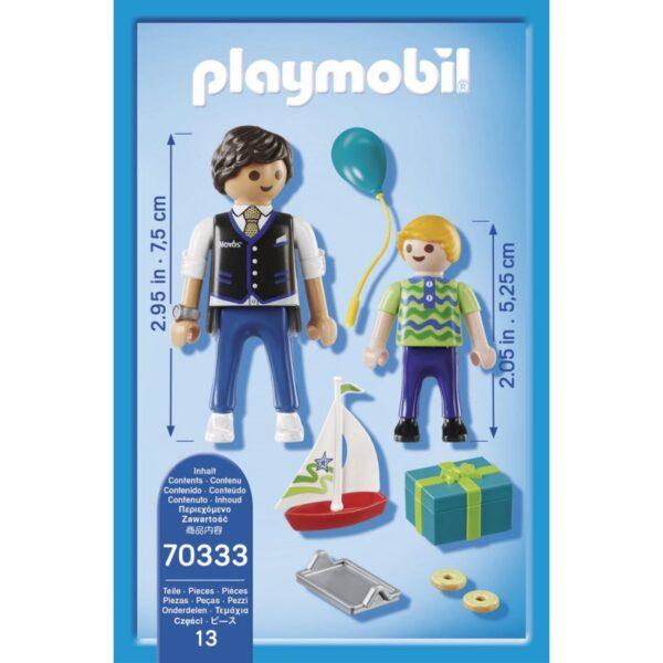 Playmobil, Playmobil Play & Give Αγόρι, Κορίτσι 4-5 ετών, 5-7 ετών Playmobil Play & Give 2019 Νονός 70333