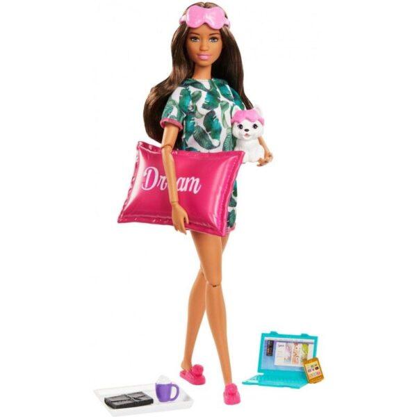 BARBIE Barbie Wellness Ημέρα Ομορφιάς  GKH73 3 Σχέδια Κορίτσι 3-4 ετών, 4-5 ετών, 5-7 ετών Barbie