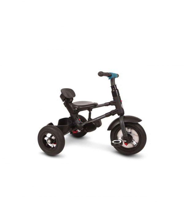 Q Play  QPlay Rito  Τρίκυκλο Air Wheels Green Blu 01-1212040-03 Αγόρι, Κορίτσι 2-3 ετών
