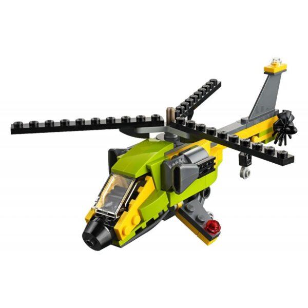 LEGO Creator Περιπέτεια Με Ελικόπτερο 31092  Αγόρι, Κορίτσι 5-7 ετών, 7-12 ετών LEGO, Lego Creator