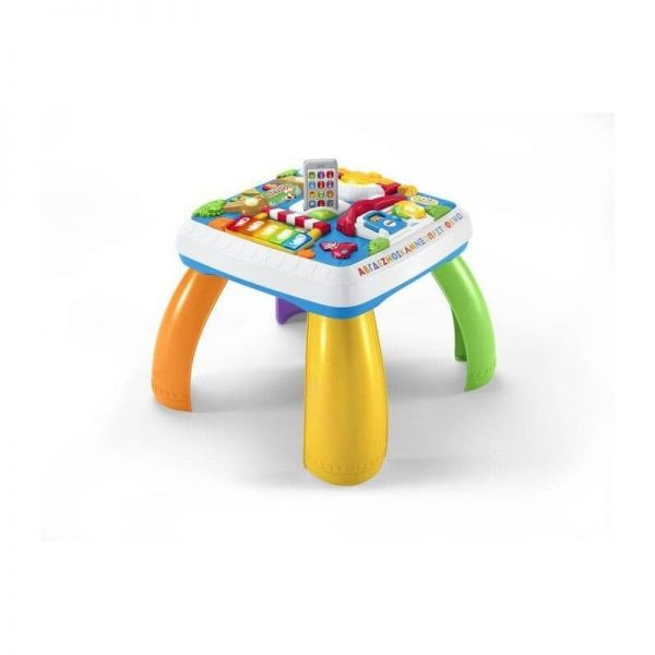 Fisher-Price Laugh And Learn Εκπαιδευτικό Τραπέζι DRH43 Fisher-Price Αγόρι, Κορίτσι 12-24 μηνών, 6-12 μηνών