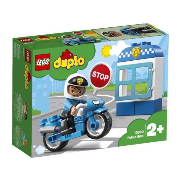 LEGO Duplo Town Αστυνομική Μοτοσικλέτα 10900 LEGO, Lego Duplo, Lego Duplo Town Αγόρι, Κορίτσι 2-3 ετών, 3-4 ετών