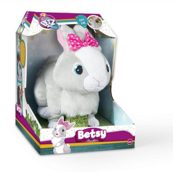 Club Petz Betsy Χνουδωτό Λαγουδάκι 1607-95861 Κορίτσι