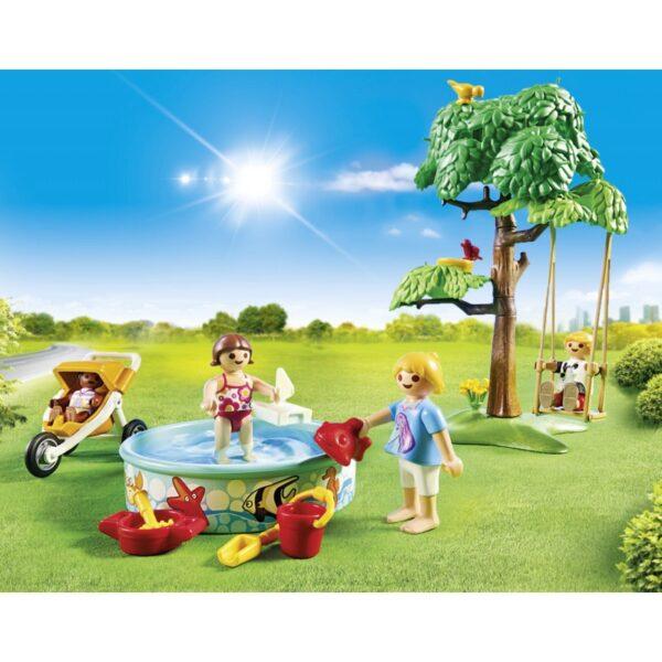 Playmobil, Playmobil City Life  Playmobil City Life Πάρτυ στον κήπο με barbecue 9272 Κορίτσι 4-5 ετών, 5-7 ετών