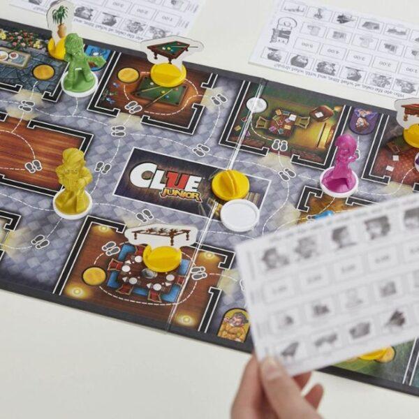 Hasbro Gaming Αγόρι, Κορίτσι 3-4 ετών, 4-5 ετών Επιτραπέζιο Cluedo Junior C1293