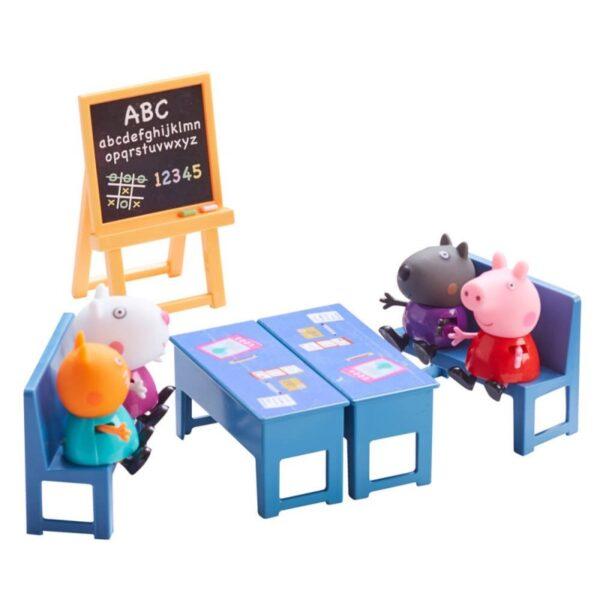Peppa Pig  Peppa Pig η τάξη της Πέππα PPC10011 Αγόρι, Κορίτσι 3-4 ετών, 4-5 ετών